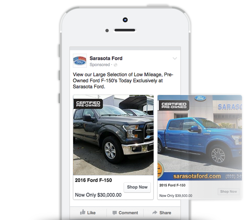 Dynamic Automotive Ads